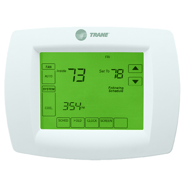 Trane XL802 on furnace wiring diagram