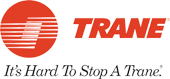 Trane brand heating and cooling products